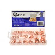 220 PCS METRIC COPPER WASHER ASSORTMENT  - 220_pcs_metric_copper_washer_assortment.jpg