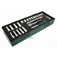 25pc Socket Wrench Set 1/4' Tool Insert - 25pc_socket_wrench_set_1_4_tool_insert_s04h2125sp.jpg