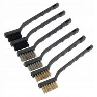 6 PIECE WIRE BRUSH WIRE BRUSHES BRASS BRUSH NYLON BRUSH STEEL BRUSH 7'' - 6_piece_wire_brush_wire_brushes_brass_brush_nylon_brush_steel_brush_7.jpg