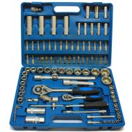 94 pcs Ratchet Socket Set 1/2 1/4  Tools - 94_pcs_ratchet_socket_set_1_2_1_4_3_8_tools.jpg