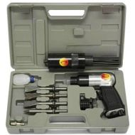AIR HAMMER DESCALER NEEDLE GUN TOOL KIT PAINT & RUST REMOVER 19 PIN 4 X CHISELS - air_rust_hammer.jpg