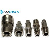 Air Tools Connector Set 1/4' - air_tools_connector_set_1_4_g01580.jpg
