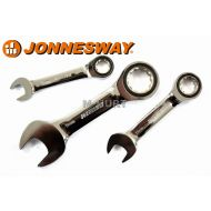 Combination Spaner With Ratchet Short 19mm - combination_spaner_with_ratchet_short_19mm_jonnesway_w51119.jpeg