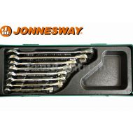 Combination Spanner With Ratchet 8-19mm Set  - combination_spanner_with_ratchet_8-19mm_set_jonnesway_w45308sp.jpg
