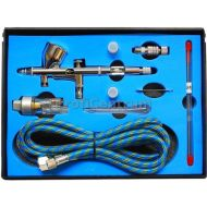 Dual Action Gravity Feed Airbrush Gun 0.2/0.3/0.4/0.5mm Art Paint Tattoo Kits - dual_action_gravity_feed_airbrush_gun.jpg