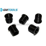 Glow Plug Thread Repair Bush Set M12x1.25 12mm 5pc - glow_plug_thread_repair_bush_set_m12x1_25_12mm_5pc_qs14145_1.jpg