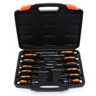 MAGNETIC SCREWDRIVER SET WITH HEX IMPACT BOLSTER HANDLE HEAVY DUTY  - high_impact_screwdriver_set_kd10284.jpg