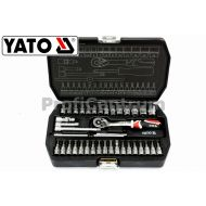 Socket Wrench Set 1/4' 38pc - socket_wrench_set_1_4_38pc_yt_1447.jpg