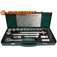 Socket Wrench Set With Ratchet 1/2' 10-32mm Jonnesway - socket_wrench_set_with_ratchet_1_2_10_32mm_s04h4925s.jpg