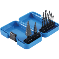 Step Drill and Twist Drill Set HSS Ø 4-12 / 4-20 MM 2-5 MM 10 pc - step_drill_and_twist_drill_set__1.png