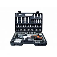108 pc Socket Wrench Set With Ratchet 1/4' 1/2' Torx - zesatw_108.1.jpeg